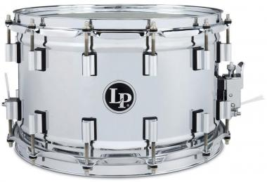 Latin percussion lp8514bs-ss rullante in acciaio 14\