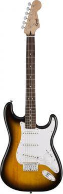 Fender squier bullet stratocaster brown sunburst