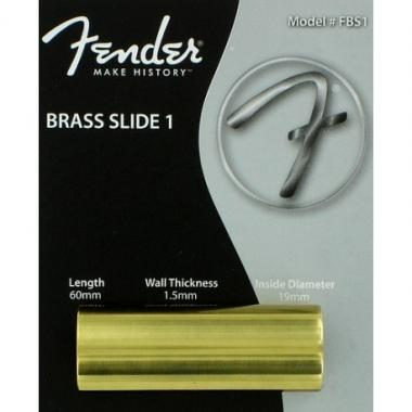 Fender slide 1 standard medium brass