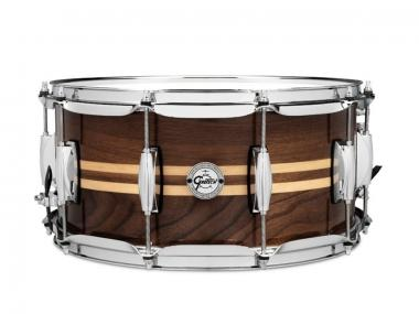 "GRETSCH S1-6514W-MI RULLANTE 14""X 6.5"" GLOSS NATURAL FINISH"