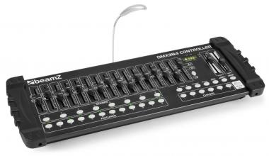 Beamz dmx384 controller 384 channel