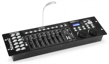 Beamz dmx-240 controller 240 channel