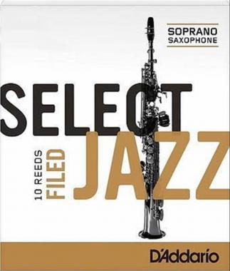 10 ance select jazz sax soprano filed n.3m