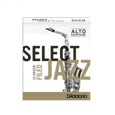 10 ance select jazz sax alto filed n.2h