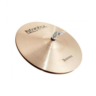 ISTANBUL HHM14 TRADITIONAL HI HAT MEDIUM 14""