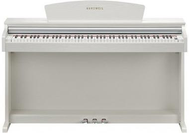 M90 wh pianoforte digitale con mobile kurzweil