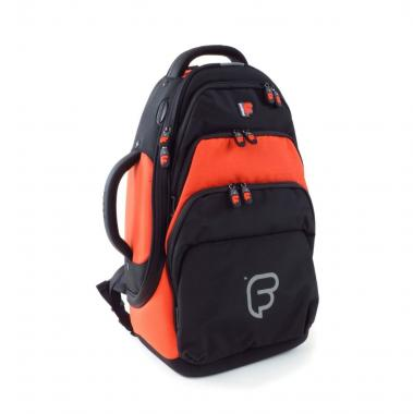 FUSION PB-02-O Flicorno Soprano Black/Orange