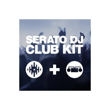 SERATO Serato DJ Club Kit
