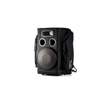 PARTYBAG 6 SISTEMA AUDIO INDOSSABILE Black