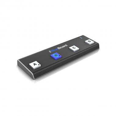 IK MULTIMEDIA iRig Blueboard - Pedaliera MIDI bluetooth per iPhone, iPad e Mac