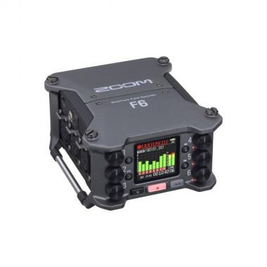 ZOOM F6 - multitrack field recorder
