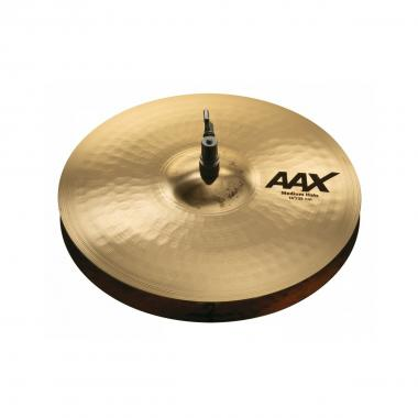 "SABIAN AAX 21502XCB 15"" Medium Hats"