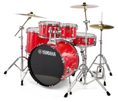 Yamaha rdp2f5rd rydeen hot red