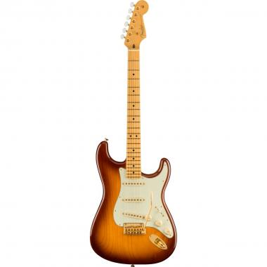 FENDER STRATOCASTER 75TH ANNIVERSARIO 2-Color Bourbon Burst