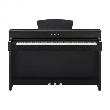 Yamaha clp635 black pianoforte digitale