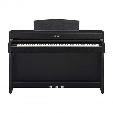 Yamaha clp645 black pianoforte digitale