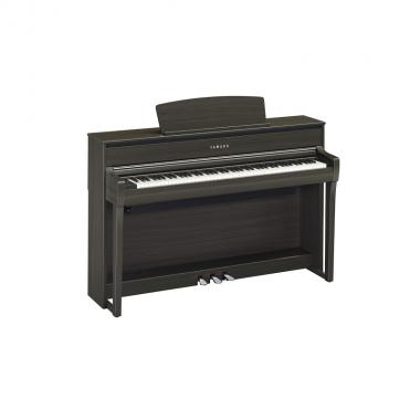 Yamaha clp675 black pianoforte digitale