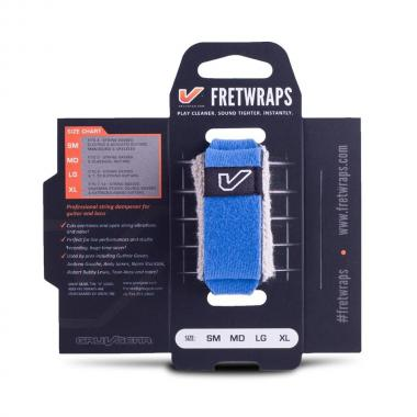 Gruv gear fretwraps hd sky blue small