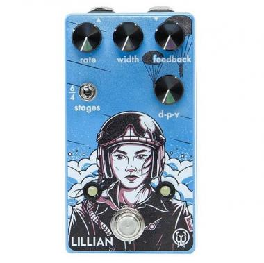 Walrus audio lillian phaser analogico