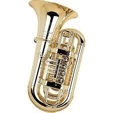 COOLWIND CTU200G TUBA IN Bb DORATA