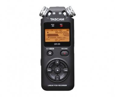 Tascam dr05 registratore digitale