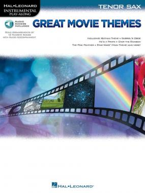 Great movies themes per sax tenore