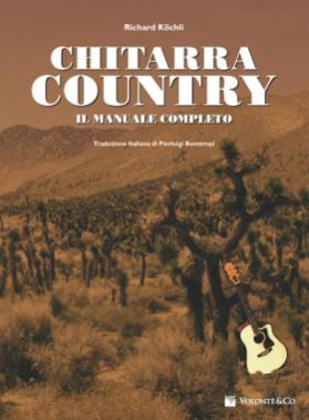 Chitarra country + cd kochli richard