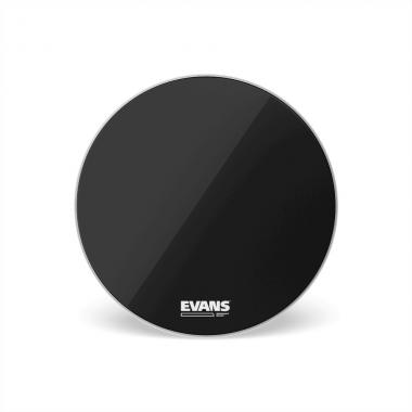 EVANS BD20RBG RESONANT BLACK PELLE 20""