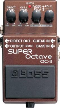 Boss oc3 super octaver