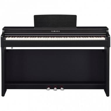 Yamaha clp625 black pianoforte digitale